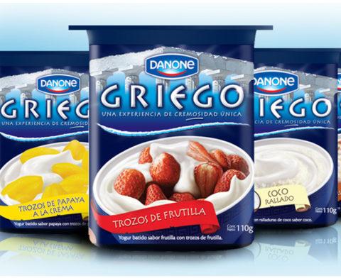 Danone Griego