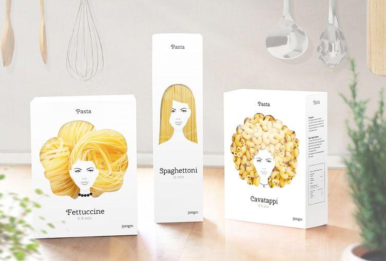packaging de un producto