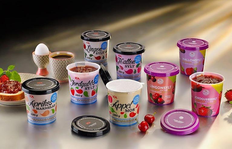 tipos de envases para empresas alimentos