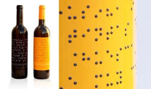 diseños creativos para vinos