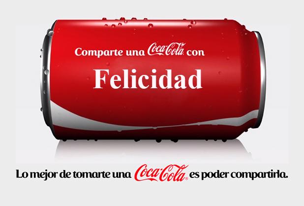 Cuál es el branding de Coca Cola