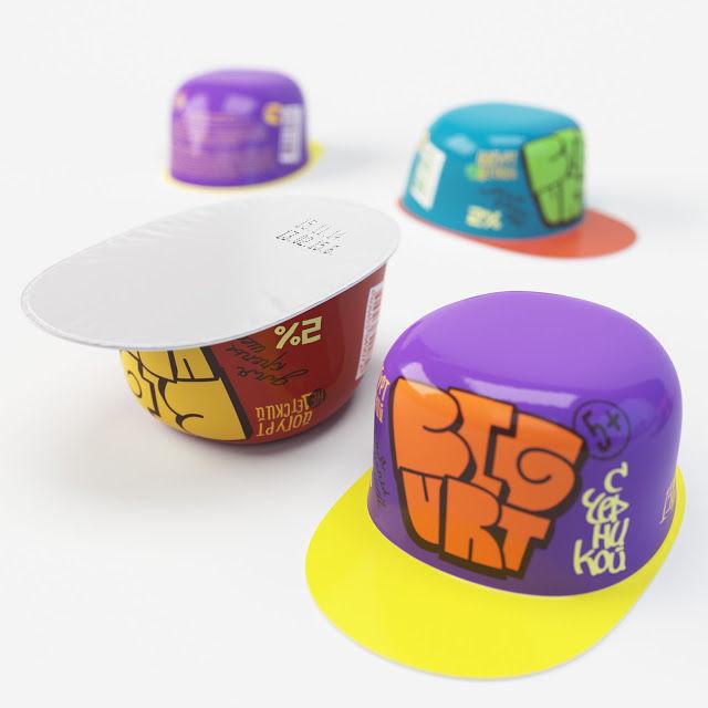 diseño de packaging para chicos