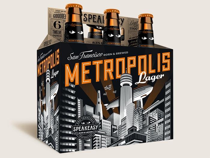 cerveza metropolis