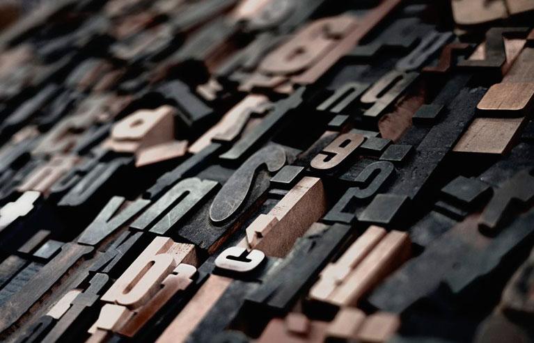 tipografías para packaging