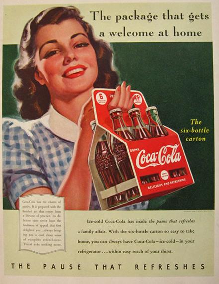 publicidad de coca cola