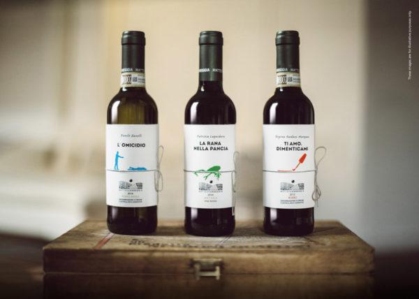 diseños de vinos