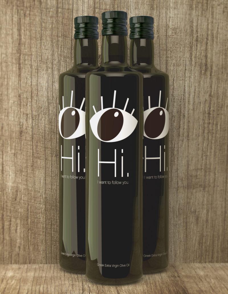 empaques para aceite de oliva