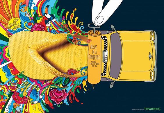 ilustraciones publicitarias