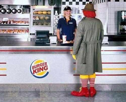 #5 Burger King